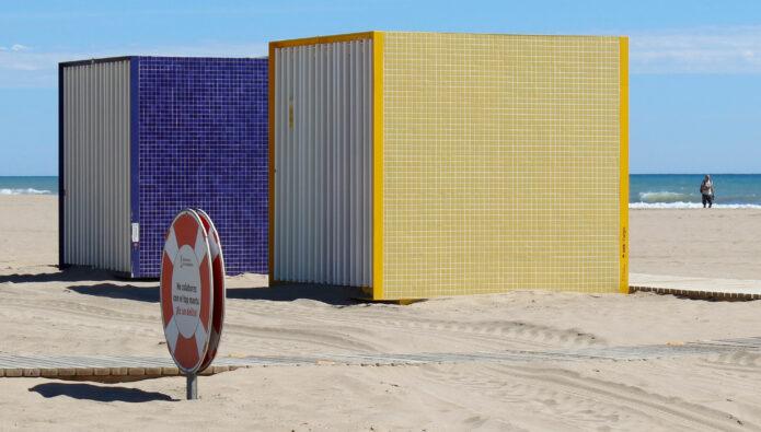 Equipamientos de playa